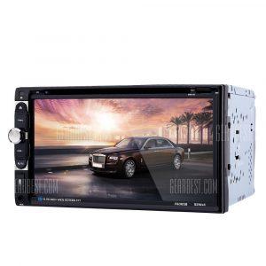 F6065B 6,95 pulgadas estereo de audio para coche reproductor de DVD