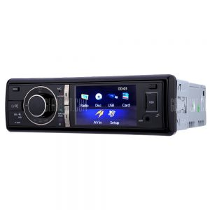 320 3 Pulgadas reproductor DVD estereo de audio para coche
