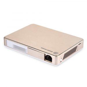 M7 LED proyector DLP con CPU quad-core WiFi de doble banda