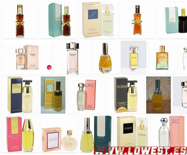 perfumes estee lauder donde comprar tiendas online