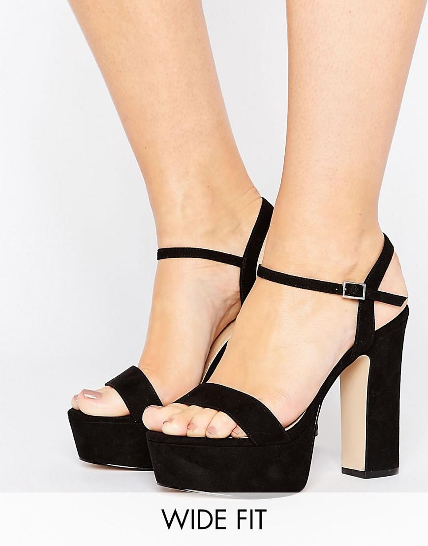 Sandalias de corte ancho y plataforma plana HIGHER LOVE en ofertas calzado