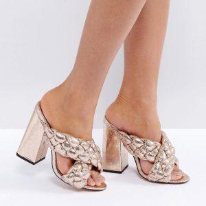 Sandalias de tacon HEART THROB en ofertas calzado