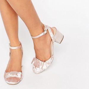 Tacones con detalle de lazo SPREE en ofertas calzado