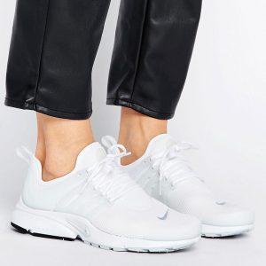 Zapatillas de deporte blancas Presto de Nike