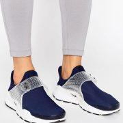 Zapatillas de deporte en azul marino Sockdart de Nike
