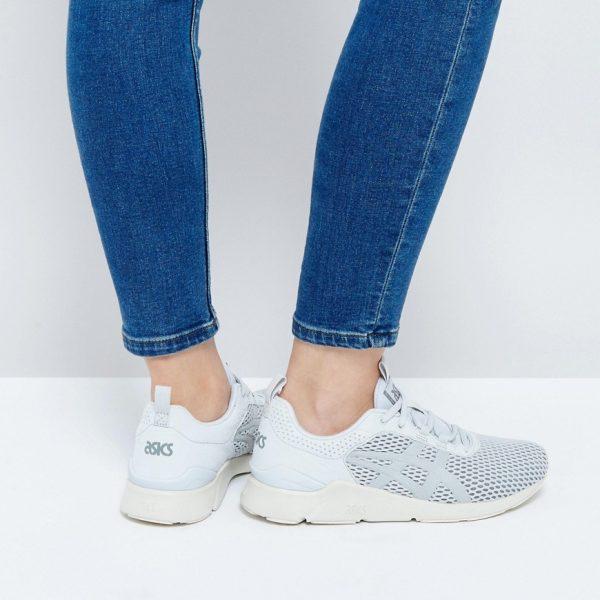 Zapatillas de deporte grises con malla Gel-Lyte Runner de Asics