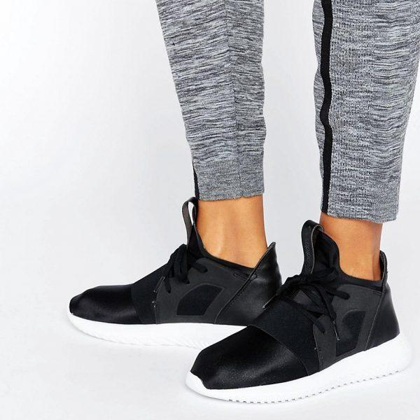Zapatillas de deporte Tubular Viral en negro de adidas Originals