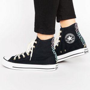 Zapatillas hi-top de festival Chuck Taylor All Star de Converse