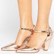 Zapatos de tacon en punta SPEAKER en ofertas calzado