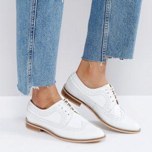 Zapatos Oxford de cuero MAI en ofertas calzado