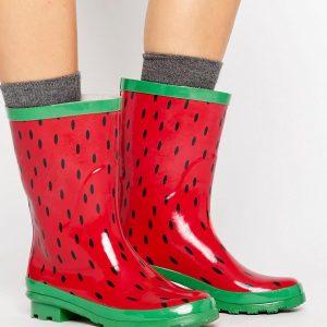 Botas de agua con sandias GIANT en ofertas calzado