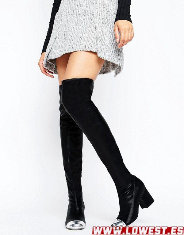 Botas por encima de la rodilla KAMZARA en ofertas calzado