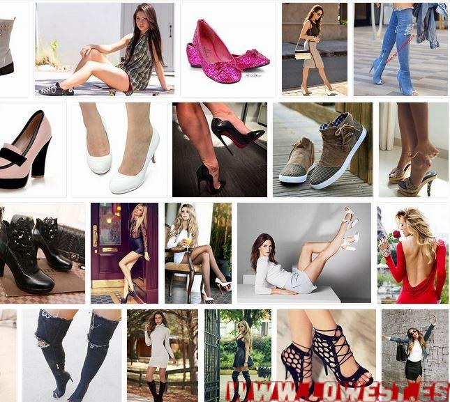 zapatos de las famosas celebrities
