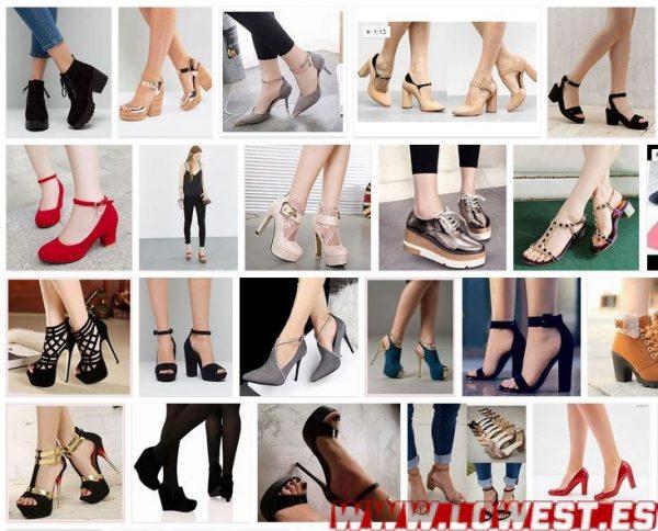 zapatos perracas