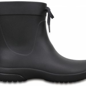 Crocs Boot Mujer Negros Crocs Freesail Shorty Rain s