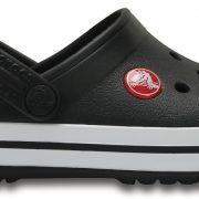 Crocs Clog Unisex Negros Crocband