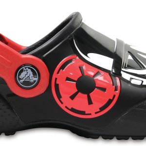 Crocs Clog para chicos Negros Crocs Fun Lab Stormtrooper