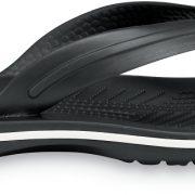 Crocs Flip Unisex Negros Crocband