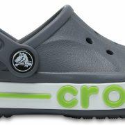 Crocs Clog Unisex Charcoal Bayaband s