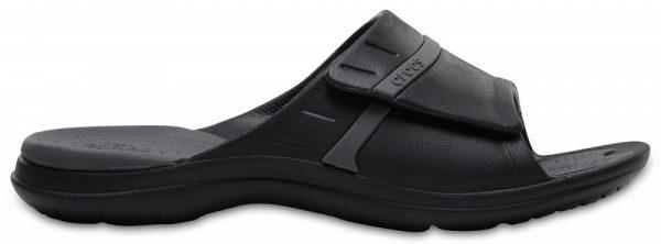 Crocs Slide Unisex Negros / Graphite MODI Sport s