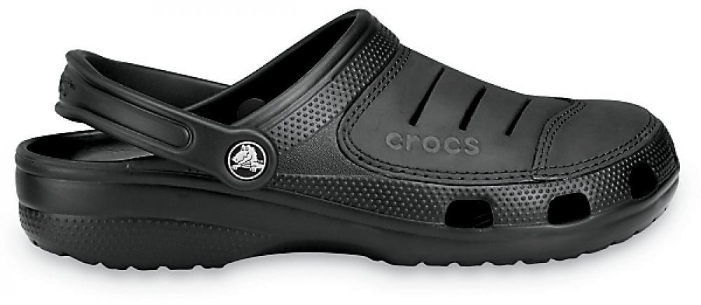 Crocs Clog Hombre Negros / Negros Bogota