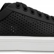 Crocs Shoe Hombre Negros / Blancos CitiLane Roka Court