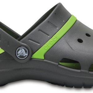 Crocs Clog Unisex Graphite / Volt Verdes MODI Sport s