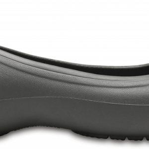 Crocs Flat Mujer Slate Grey Kadee