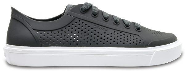 Crocs Shoe Mujer Slate Grey CitiLane Roka Court