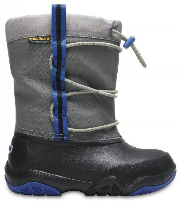 Crocs Boot Unisex Negros/Blue Jean Swiftwater Waterproof