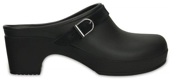 Crocs Clog Mujer Negros / Negros / Negros Crocs Sarah