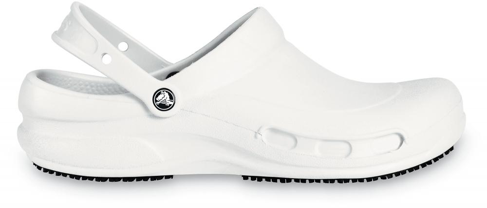 Crocs Clog Unisex Blancos Bistro