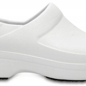 Crocs Clog Unisex Blancos Neria Pro s