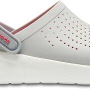 Crocs Clog Unisex Pearl / Blancos LiteRide s