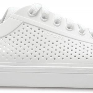 Crocs Shoe Hombre Blancos / Blancos CitiLane Roka Court