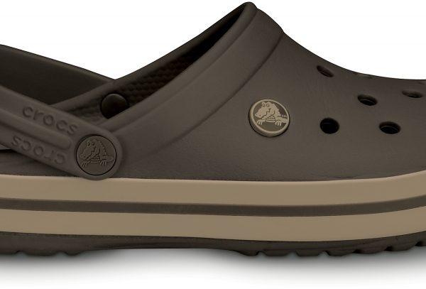 Crocs Clog Unisex Espresso / Khaki Crocband
