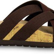 Crocs Sandal Unisex Espresso / Espresso Crocs Edie Stretch
