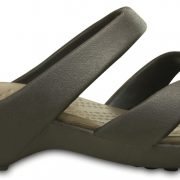 Crocs Sandal Mujer Espresso / Walnut Meleen Twist
