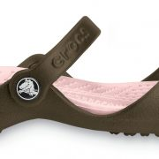 Crocs Sandal Mujer Chocolate / Cotton Candy Cleo