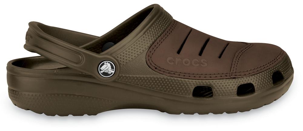 Crocs Clog Hombre Chocolate / Chocolate Bogota