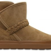 Crocs Boot Mujer Hazelnut LodgePoint Suede ie