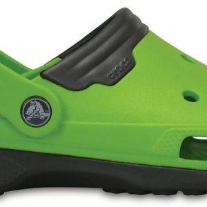 Crocs Clog Unisex Volt Verdes / Graphite Duet