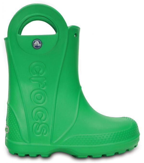 Crocs Boot Unisex Grass Verdes Handle It Rain