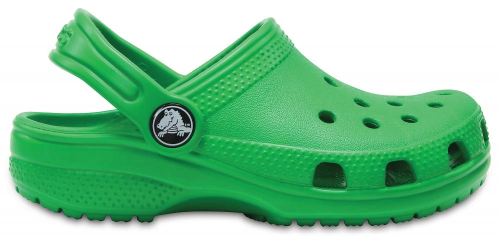 Crocs Clog Unisex Grass Verdes Classic
