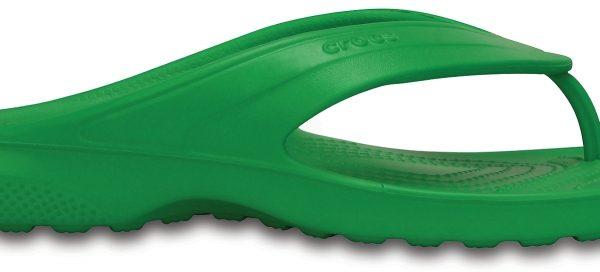 Crocs Flip Unisex Grass Verdes Classic