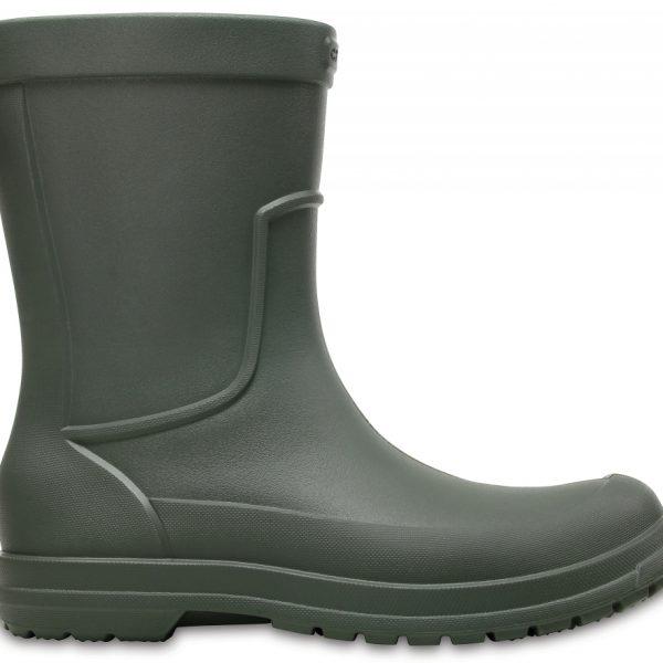 Crocs Boot Hombre Dusty Olive / Dusty Olive AllCast Rain