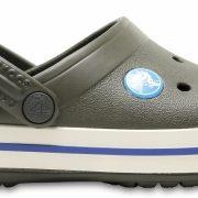 Crocs Clog Unisex Dark Camo Verdes/Stucco Crocband