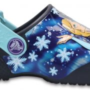 Crocs Clog para chica Azul Navy Crocs Fun Lab Frozen s