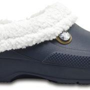 Crocs Clog Unisex Azul Navy / Oatmeal Classic Blitzen III