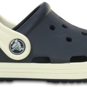 Crocs Clog Unisex Azul Navy / Oyster Crocs Bump It
